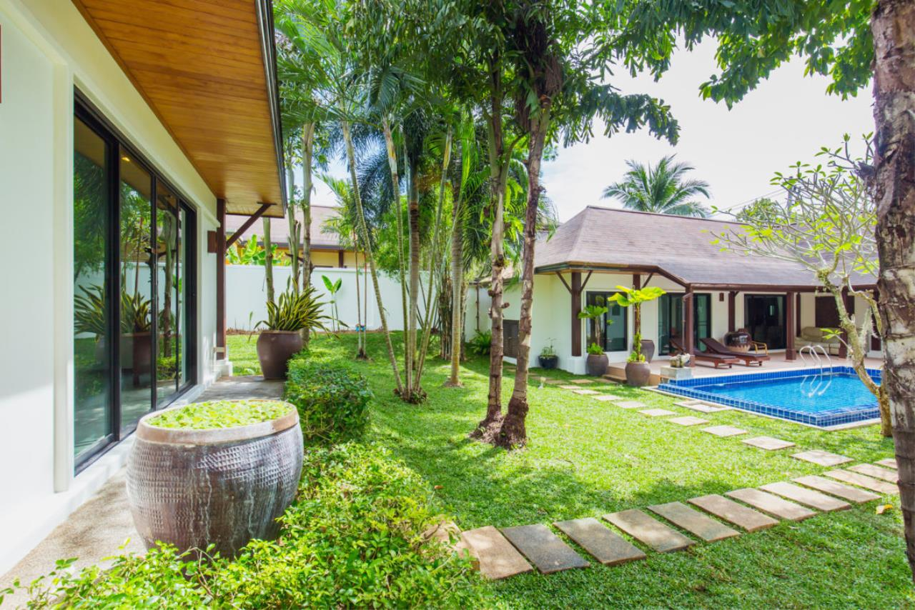 REAL Phuket  Agency's Saiyuan - Modern 3-Bedroom Pool Villa in the South of Phuket Island 50