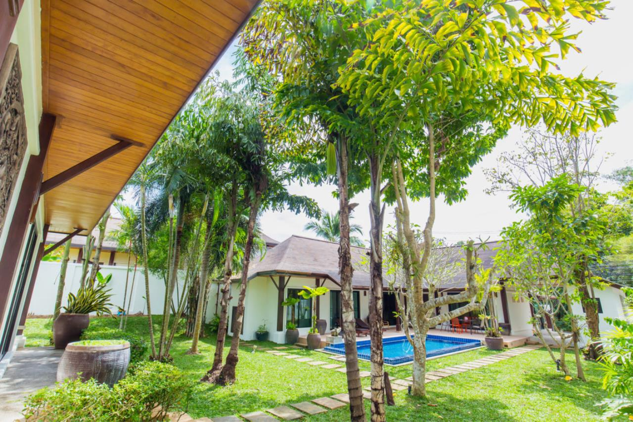 REAL Phuket  Agency's Saiyuan - Modern 3-Bedroom Pool Villa in the South of Phuket Island 54