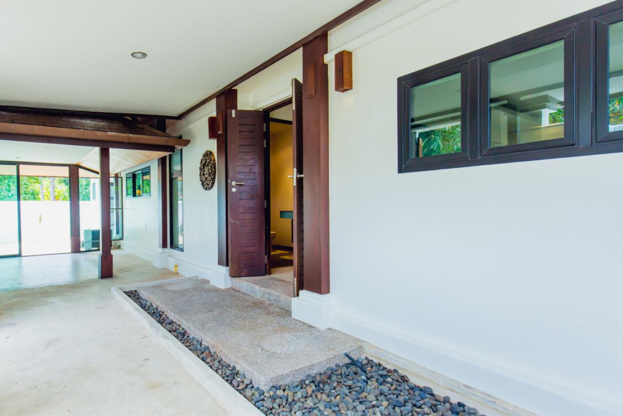 REAL Phuket  Agency's Saiyuan - Modern 3-Bedroom Pool Villa in the South of Phuket Island 26