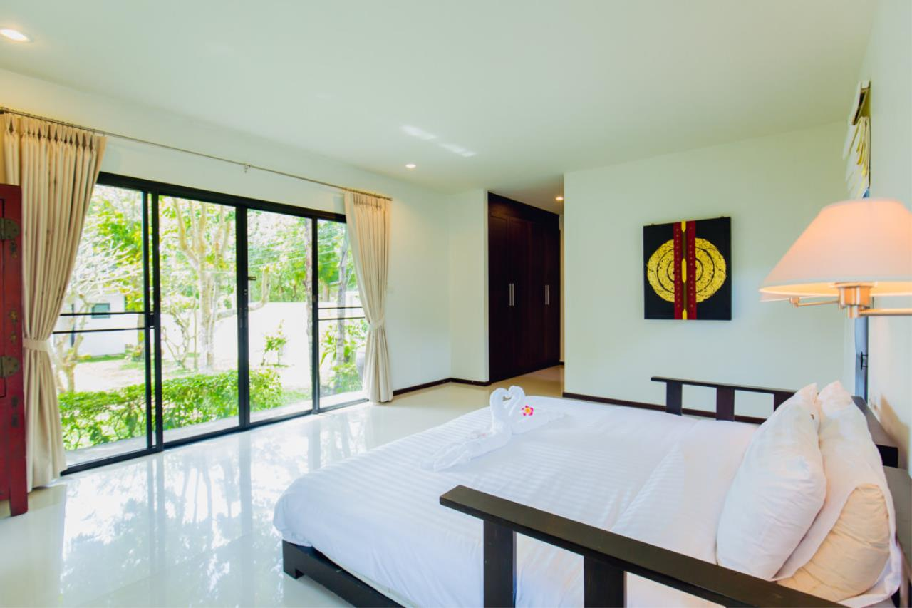 REAL Phuket  Agency's Saiyuan - Modern 3-Bedroom Pool Villa in the South of Phuket Island 29