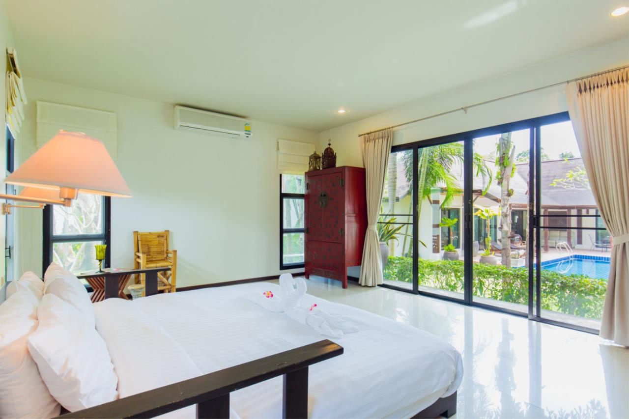 REAL Phuket  Agency's Saiyuan - Modern 3-Bedroom Pool Villa in the South of Phuket Island 33