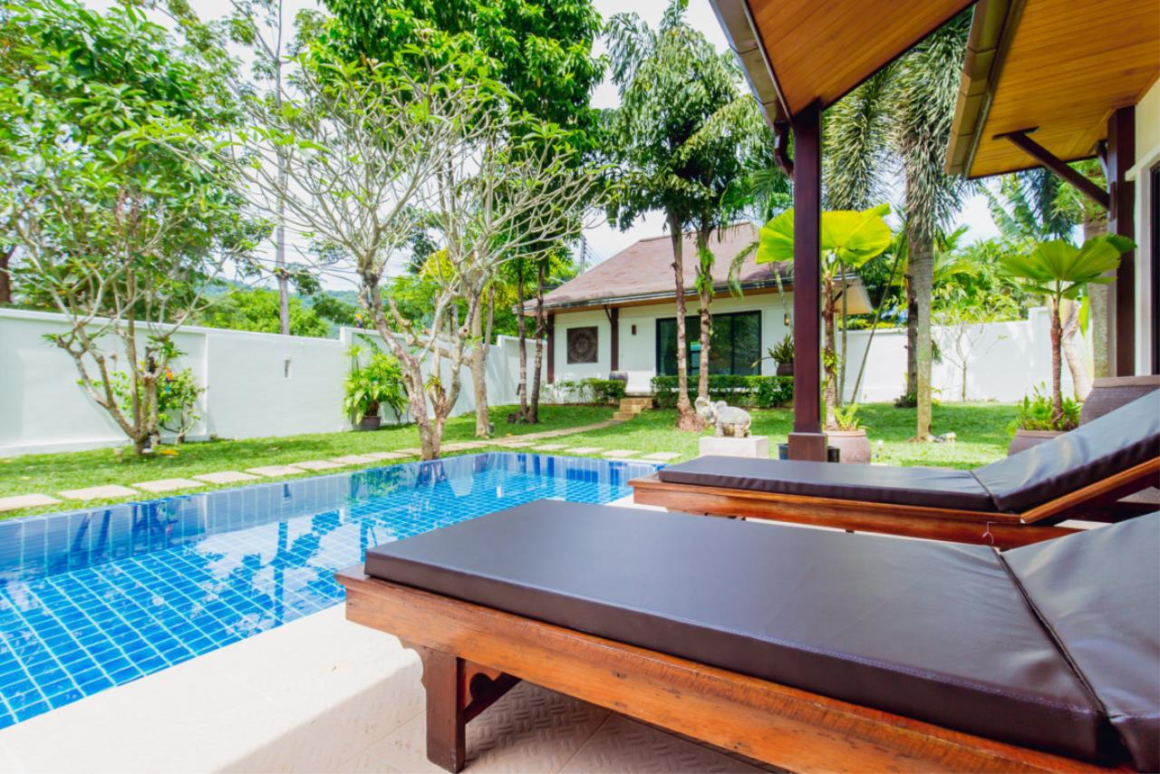 REAL Phuket  Agency's Saiyuan - Modern 3-Bedroom Pool Villa in the South of Phuket Island 45