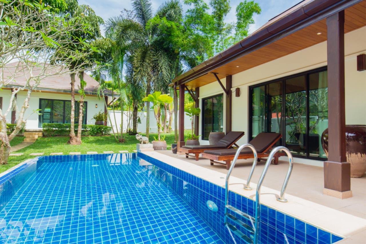 REAL Phuket  Agency's Saiyuan - Modern 3-Bedroom Pool Villa in the South of Phuket Island 48