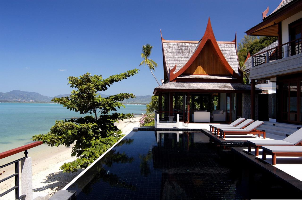 REAL Phuket  Agency's Anayara - Magnificent 5-Bedroom Oceanfront Retreat in Cape Panwa 4