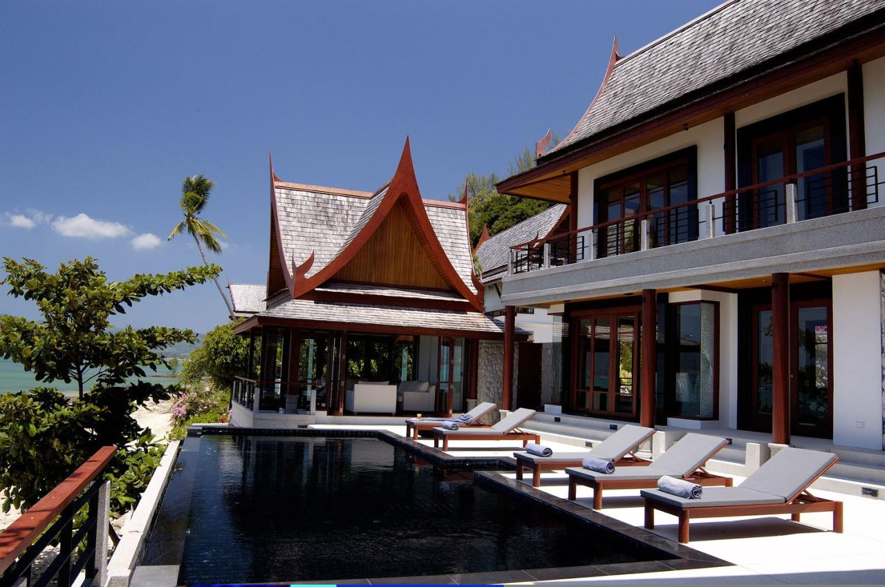 REAL Phuket  Agency's Anayara - Magnificent 5-Bedroom Oceanfront Retreat in Cape Panwa 5