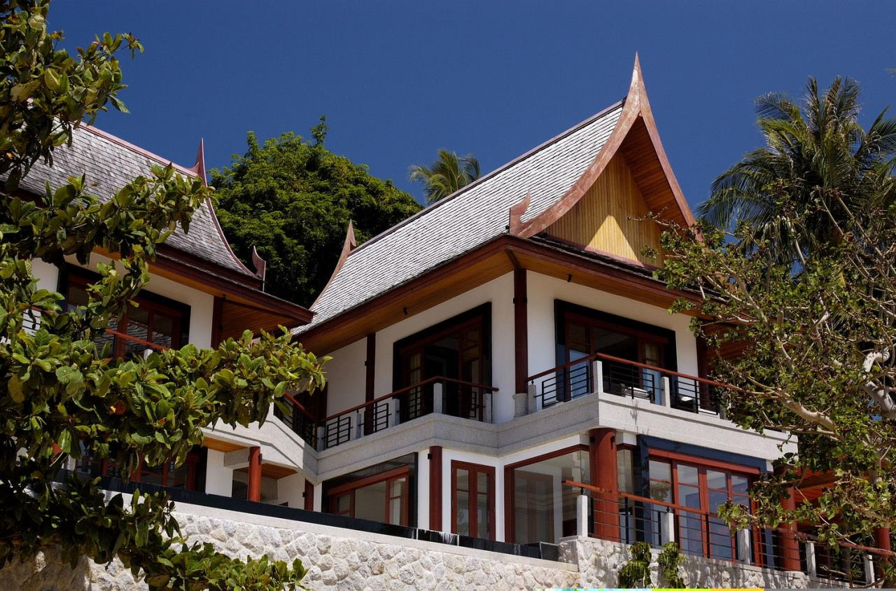 REAL Phuket  Agency's Anayara - Magnificent 5-Bedroom Oceanfront Retreat in Cape Panwa 6