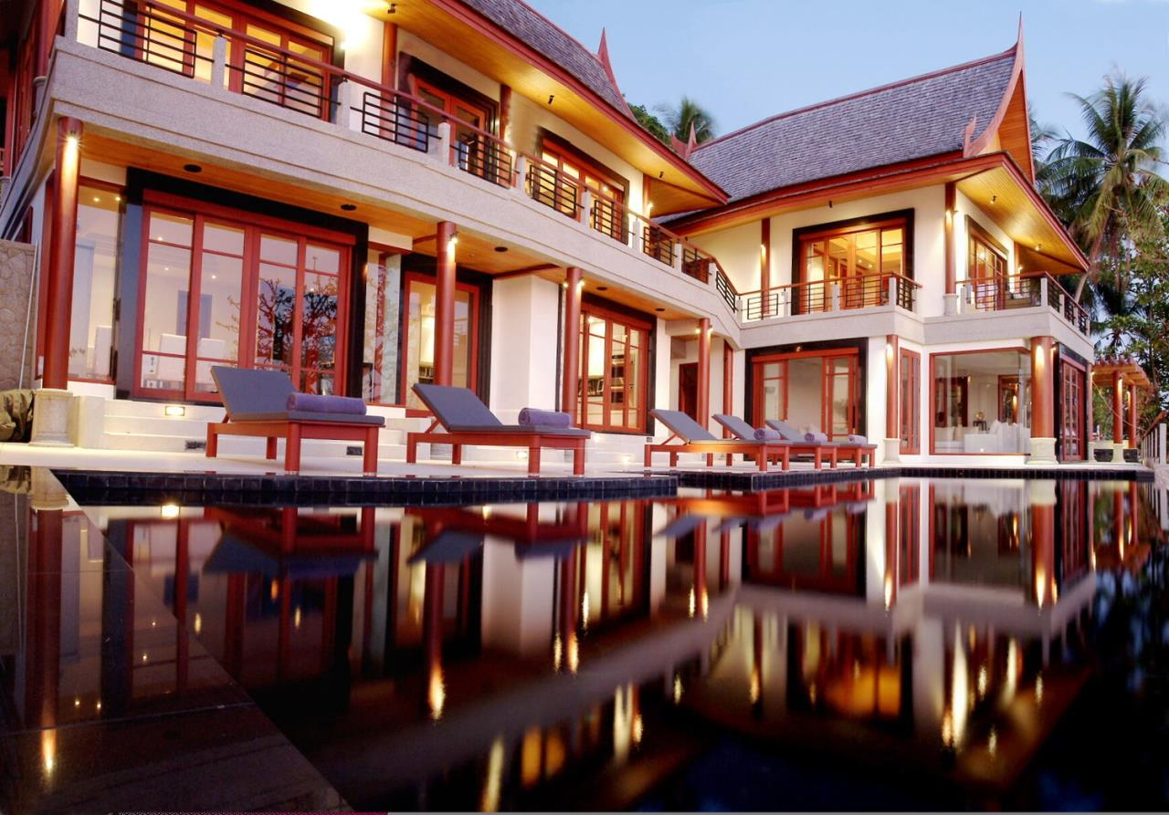 REAL Phuket  Agency's Anayara - Magnificent 5-Bedroom Oceanfront Retreat in Cape Panwa 16