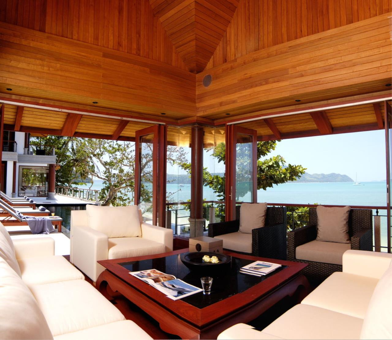 REAL Phuket  Agency's Anayara - Magnificent 5-Bedroom Oceanfront Retreat in Cape Panwa 19