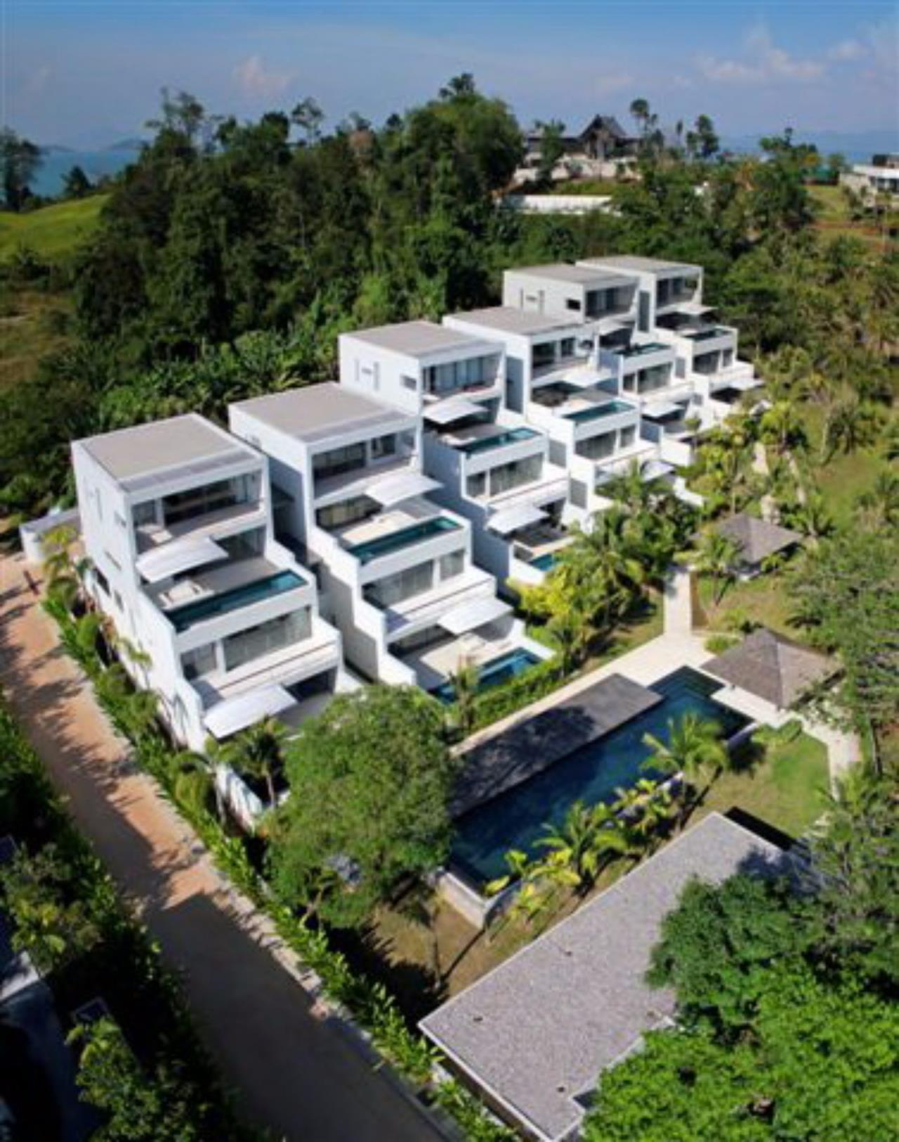 REAL Phuket  Agency's Alanna Yamu - 3-Bedroom Duplex Apartment in Cape Yamu - Financing Available 4