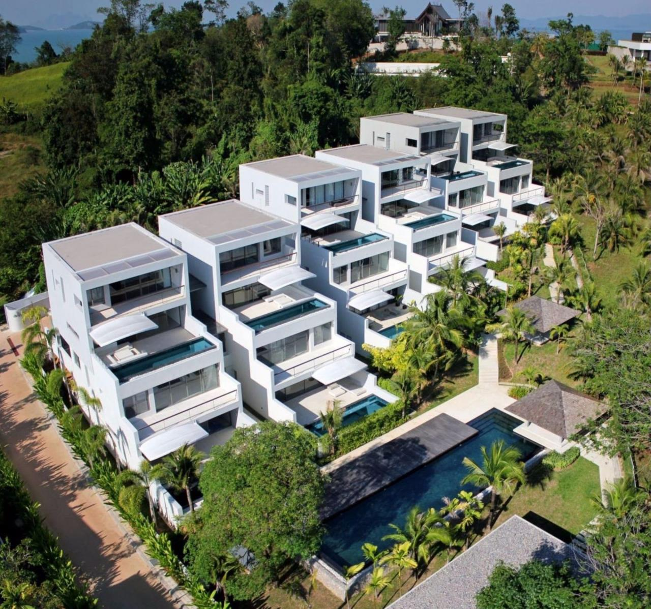 REAL Phuket  Agency's Alanna Yamu - 3-Bedroom Duplex Apartment in Cape Yamu - Financing Available 18
