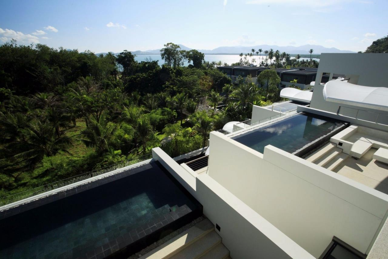 REAL Phuket  Agency's Alanna Yamu - 3-Bedroom Duplex Apartment in Cape Yamu - Financing Available 21