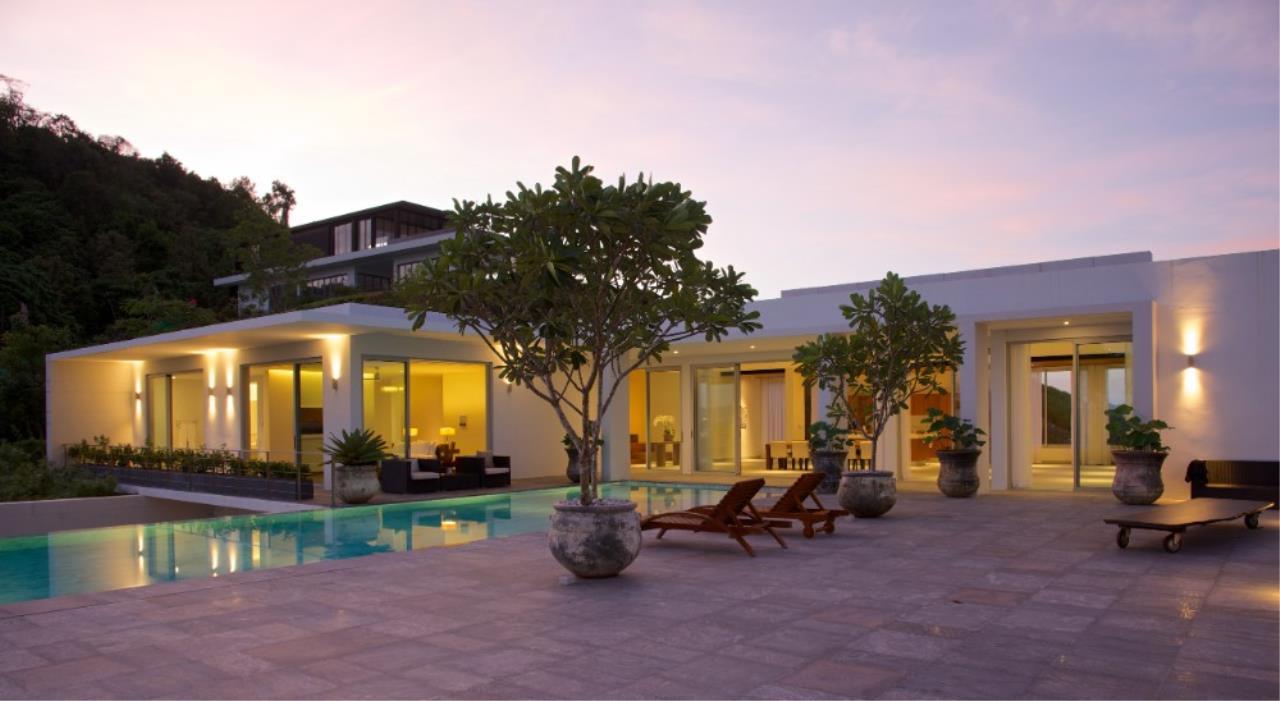 REAL Phuket  Agency's Baan Yamu - 4/5-Bedroom Modern Villa with Panoramic Sea Views 13