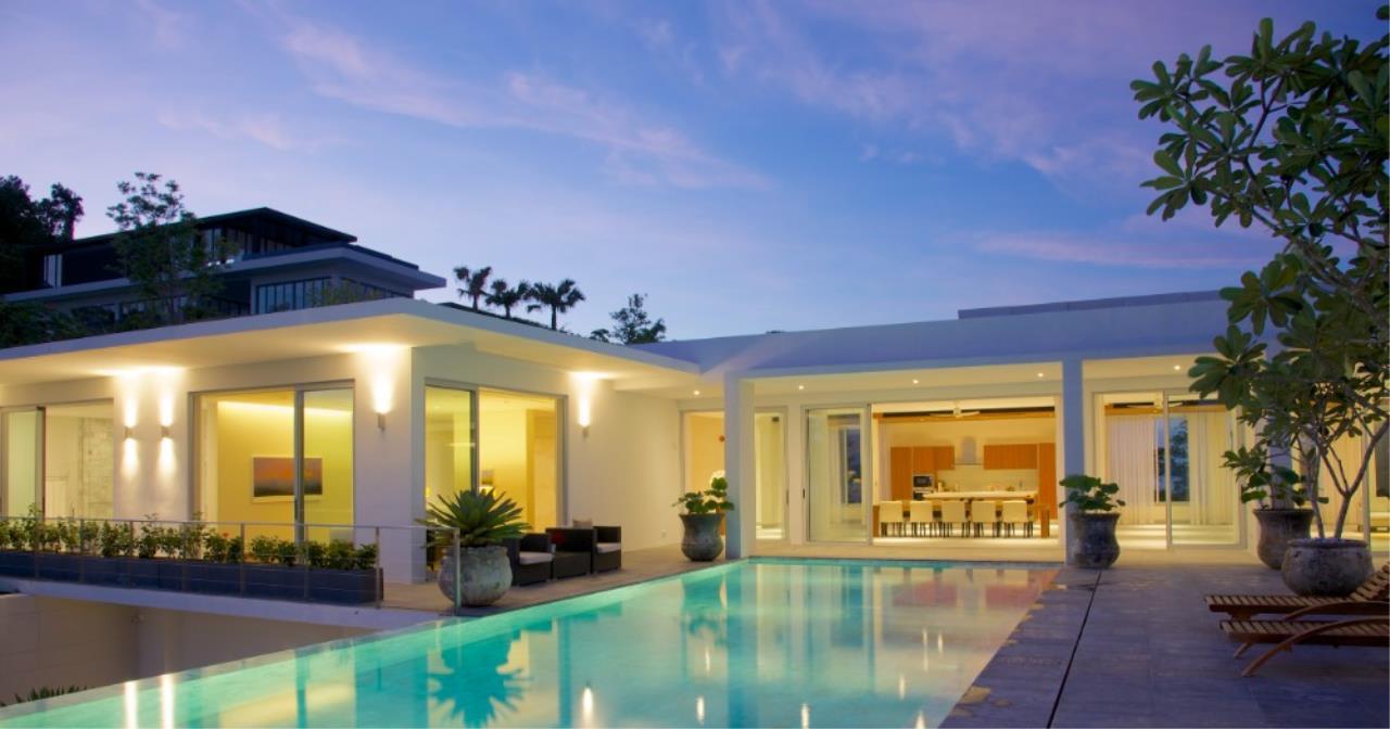 REAL Phuket  Agency's Baan Yamu - 4/5-Bedroom Modern Villa with Panoramic Sea Views 14