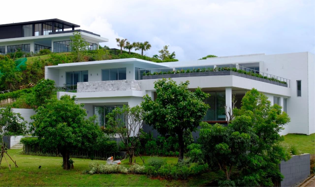 REAL Phuket  Agency's Baan Yamu - 4/5-Bedroom Modern Villa with Panoramic Sea Views 17