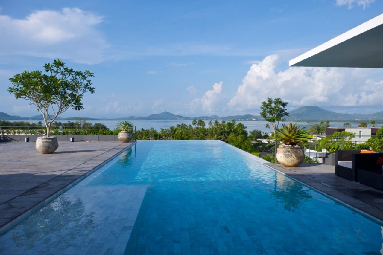 REAL Phuket  Agency's Baan Yamu - 4/5-Bedroom Modern Villa with Panoramic Sea Views 1