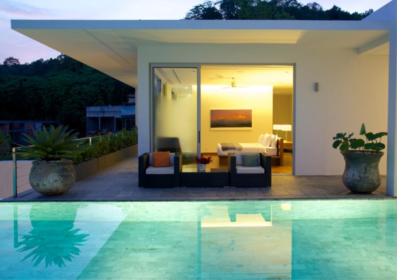 REAL Phuket  Agency's Baan Yamu - 4/5-Bedroom Modern Villa with Panoramic Sea Views 33