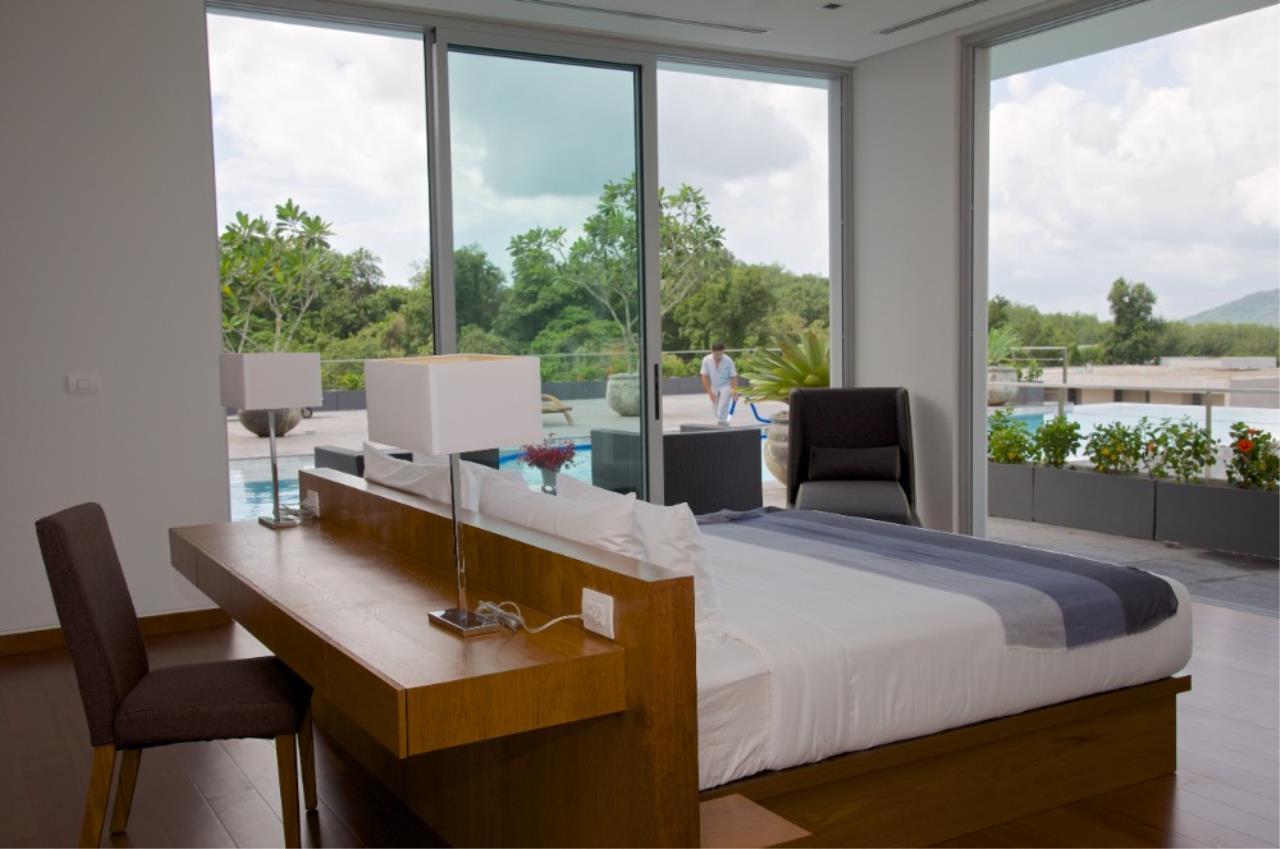 REAL Phuket  Agency's Baan Yamu - 4/5-Bedroom Modern Villa with Panoramic Sea Views 34