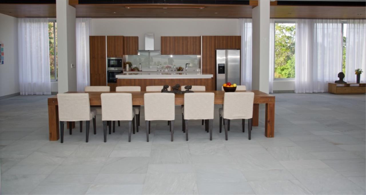 REAL Phuket  Agency's Baan Yamu - 4/5-Bedroom Modern Villa with Panoramic Sea Views 3