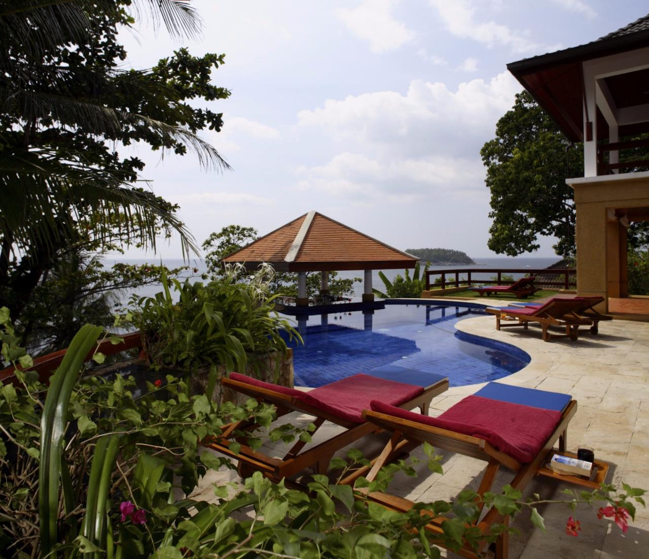 REAL Phuket  Agency's Baan Kata - Impressive 4-Bedroom Oceanfront Villa near Kata Beach 19