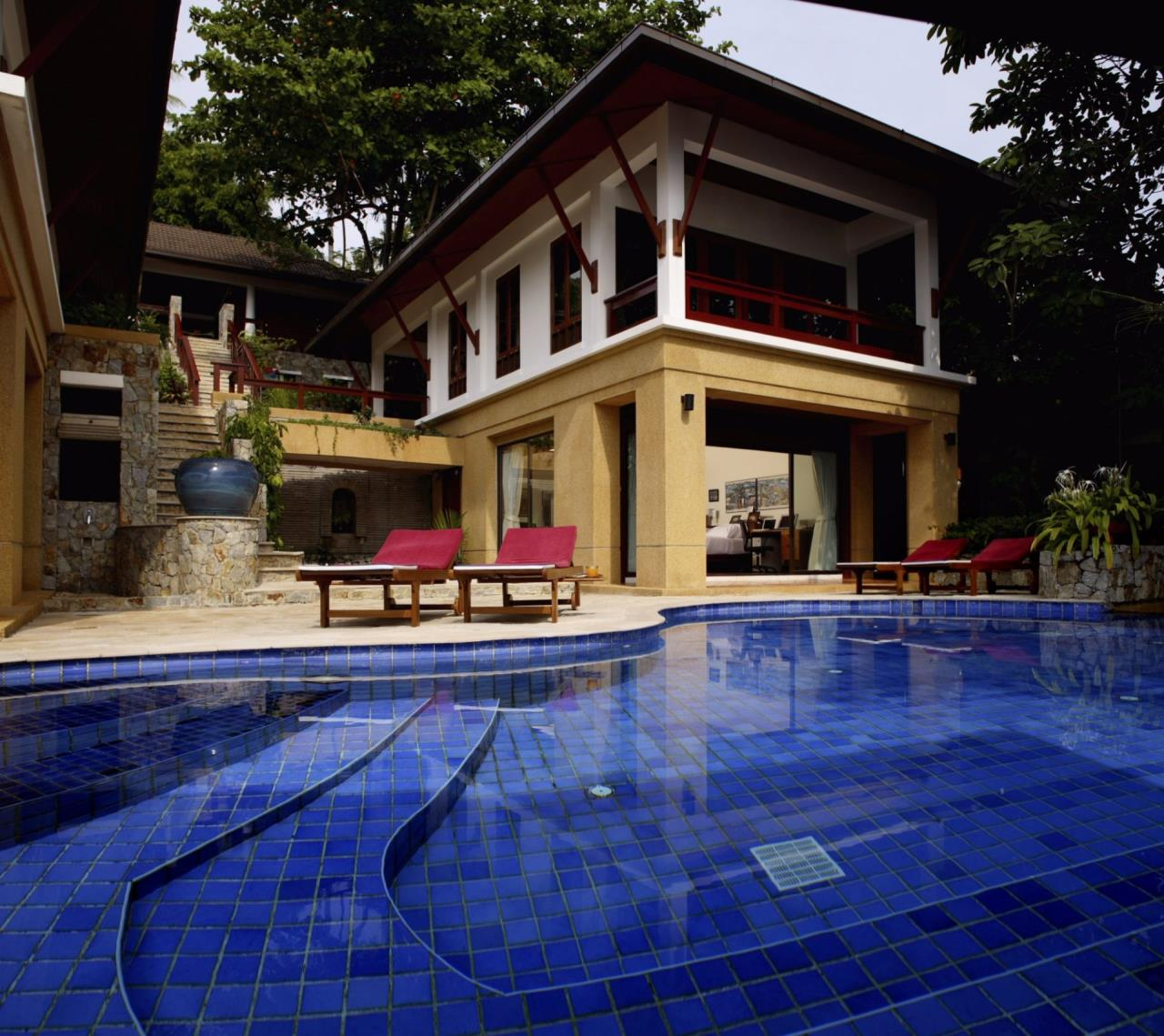 REAL Phuket  Agency's Baan Kata - Impressive 4-Bedroom Oceanfront Villa near Kata Beach 20
