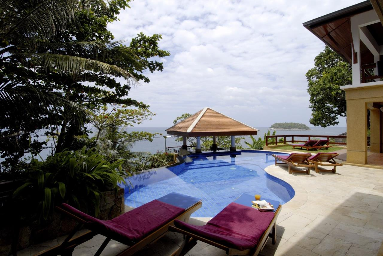 REAL Phuket  Agency's Baan Kata - Impressive 4-Bedroom Oceanfront Villa near Kata Beach 21