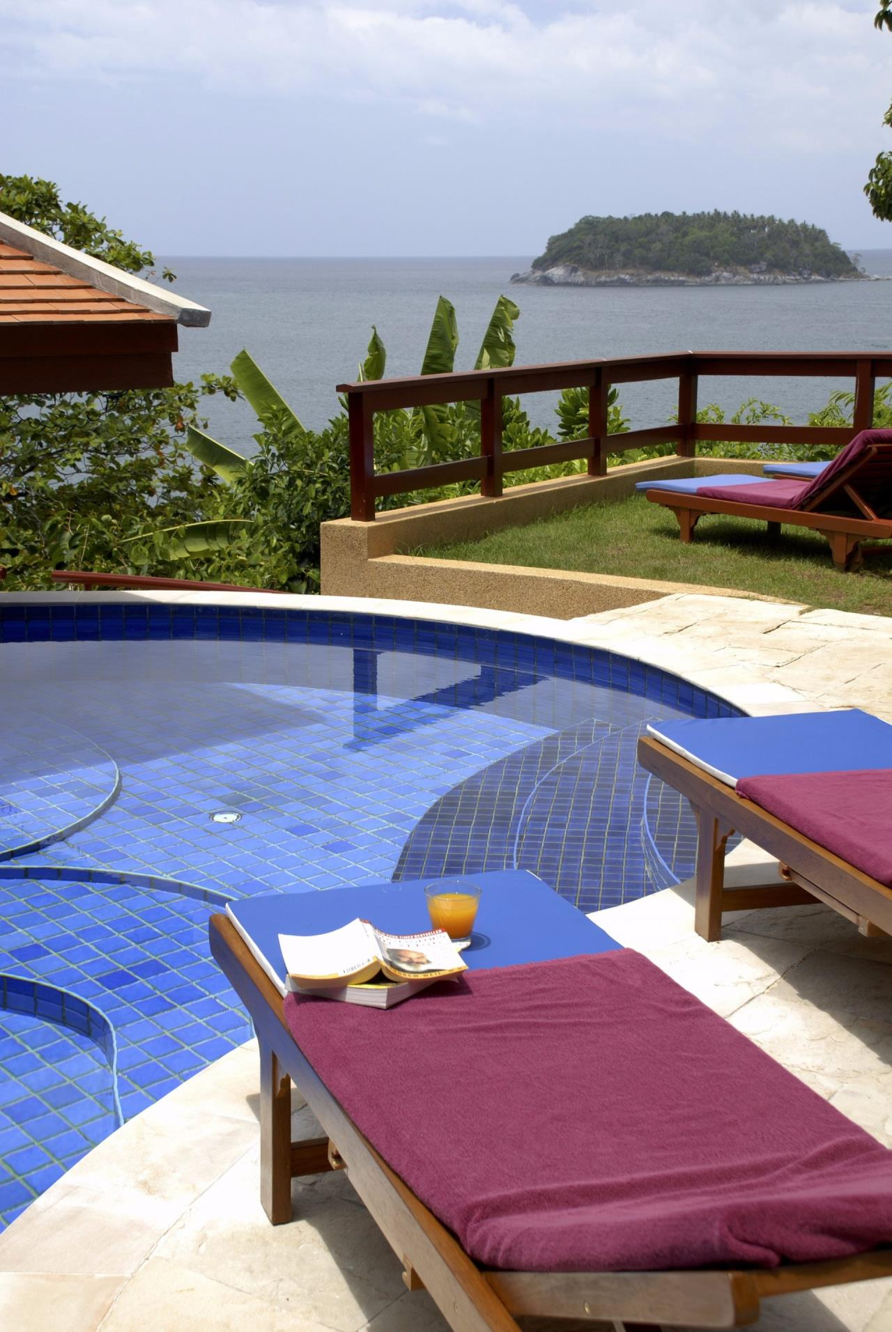 REAL Phuket  Agency's Baan Kata - Impressive 4-Bedroom Oceanfront Villa near Kata Beach 24