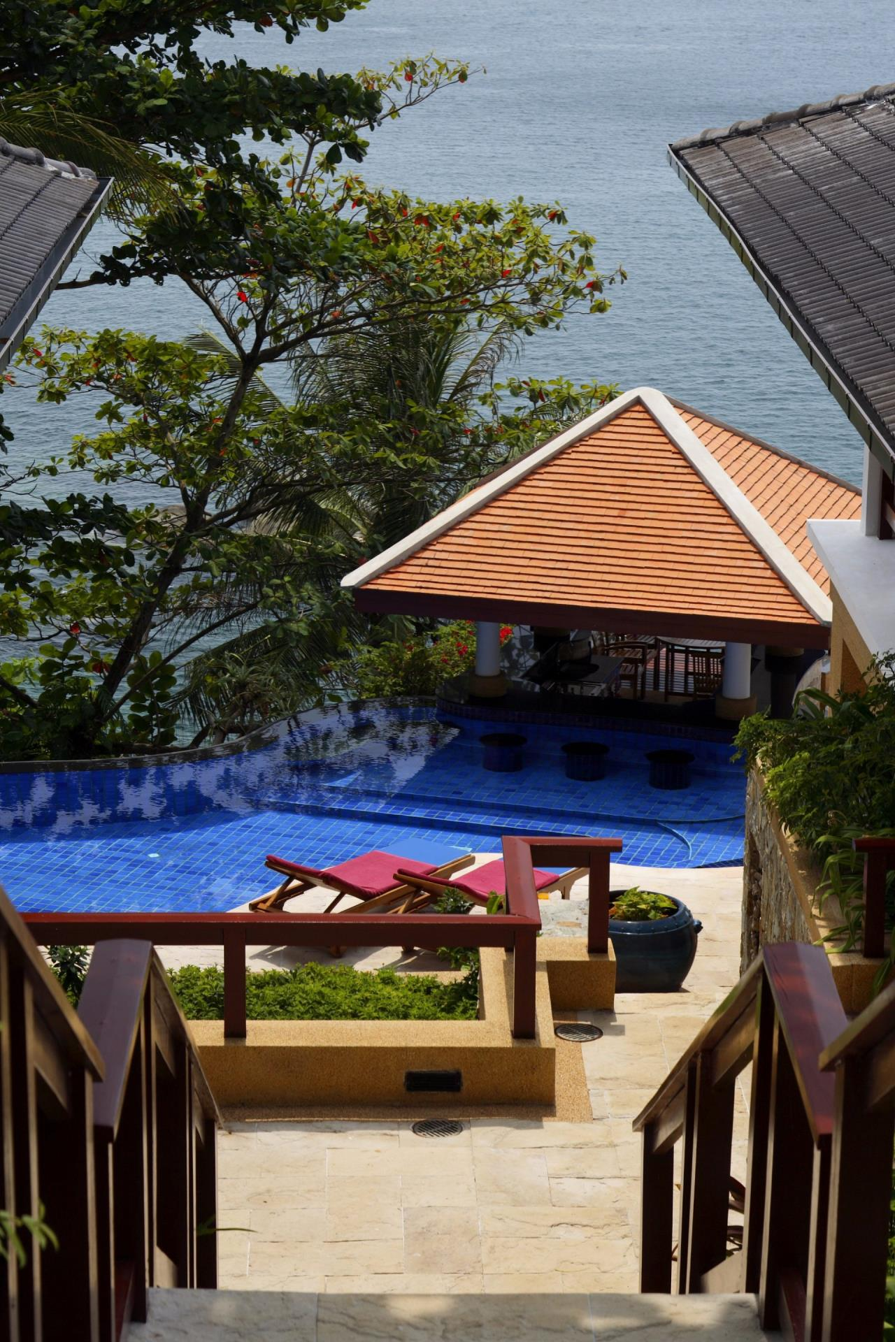 REAL Phuket  Agency's Baan Kata - Impressive 4-Bedroom Oceanfront Villa near Kata Beach 27