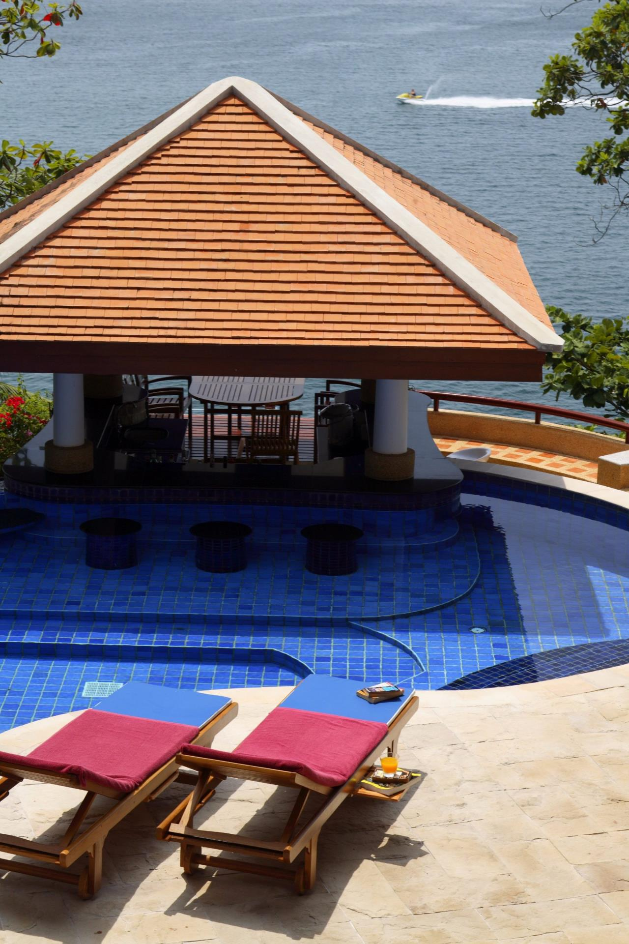 REAL Phuket  Agency's Baan Kata - Impressive 4-Bedroom Oceanfront Villa near Kata Beach 28
