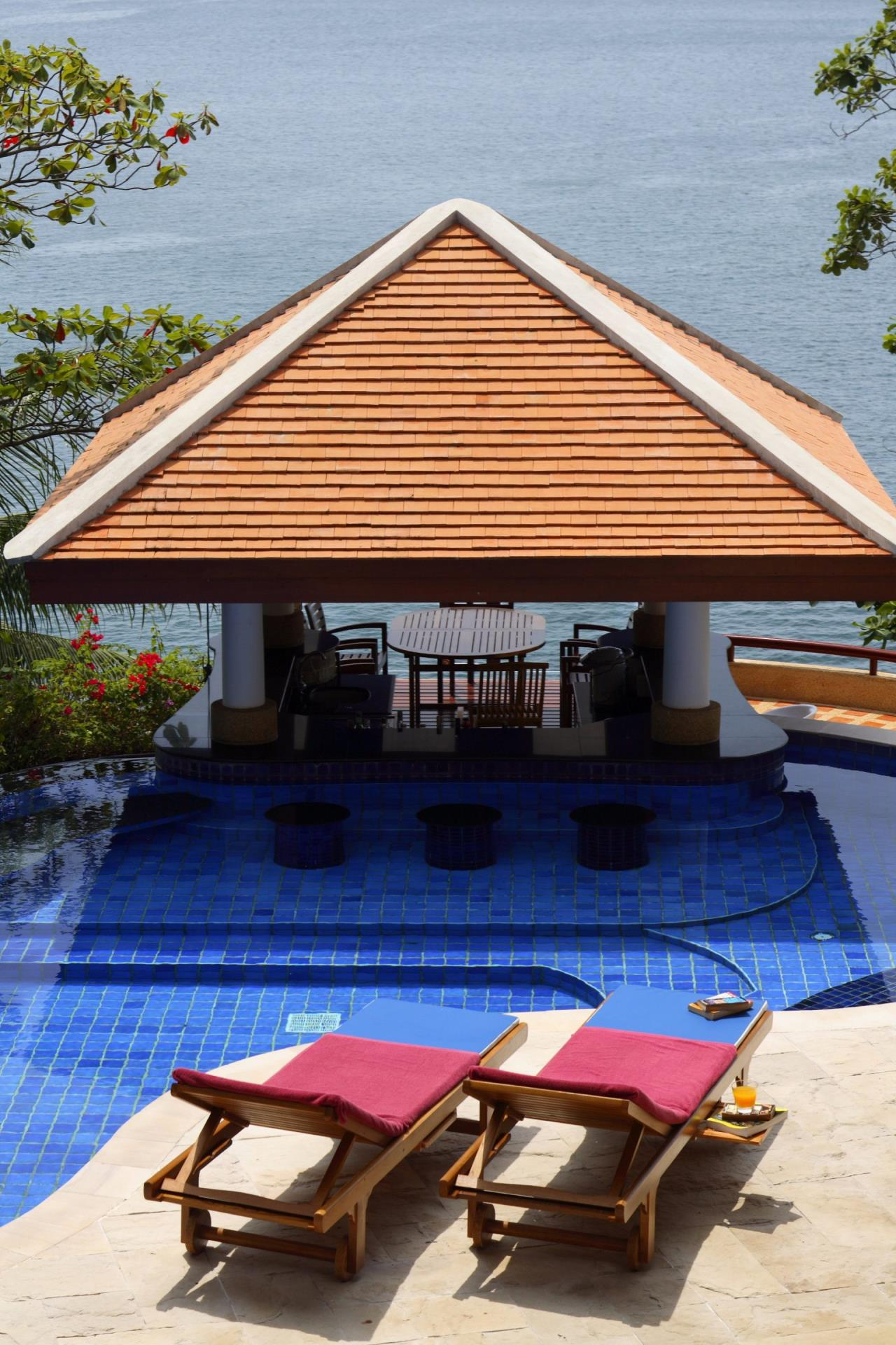 REAL Phuket  Agency's Baan Kata - Impressive 4-Bedroom Oceanfront Villa near Kata Beach 30