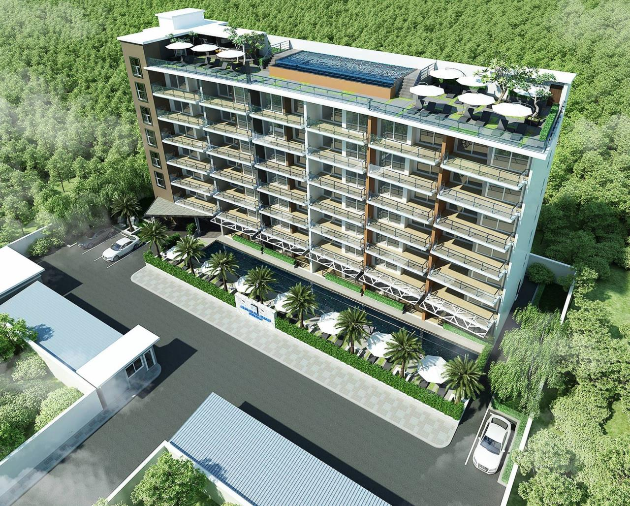 REAL Phuket  Agency's Babylon Sky Garden - Sea View Condominium near Laem Ka Beach - 7% Return Guaranteed for 3 Years 13