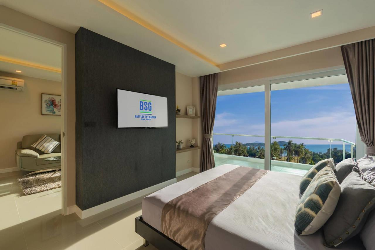 REAL Phuket  Agency's Babylon Sky Garden - Sea View Condominium near Laem Ka Beach - 7% Return Guaranteed for 3 Years 14