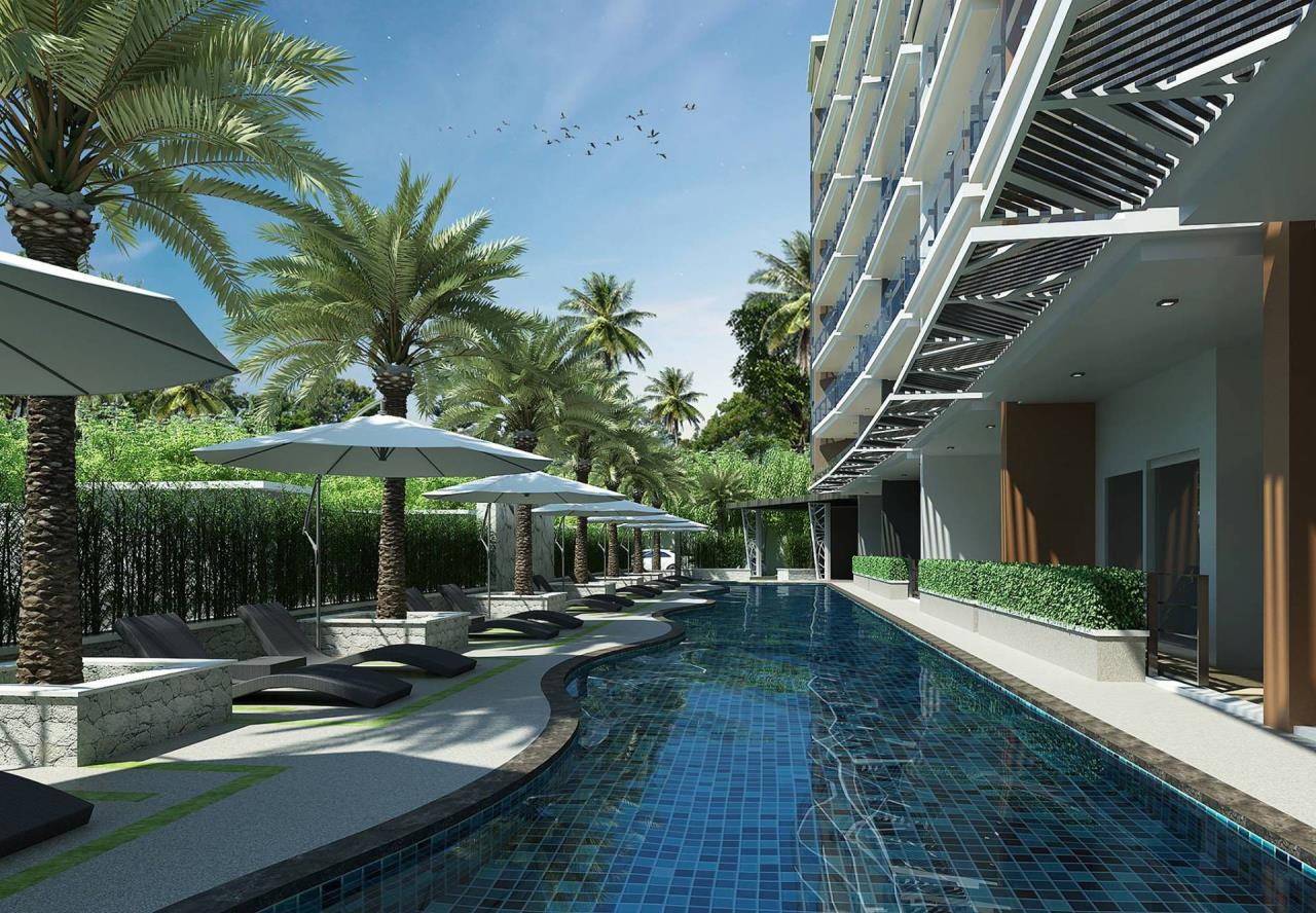 REAL Phuket  Agency's Babylon Sky Garden - Sea View Condominium near Laem Ka Beach - 7% Return Guaranteed for 3 Years 1