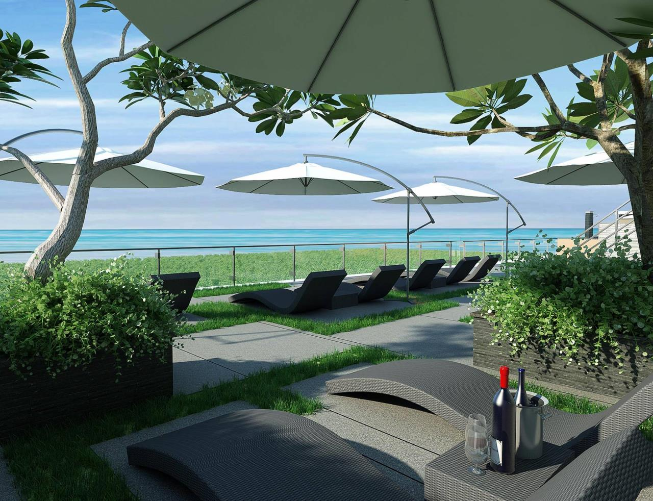REAL Phuket  Agency's Babylon Sky Garden - Sea View Condominium near Laem Ka Beach - 7% Return Guaranteed for 3 Years 18