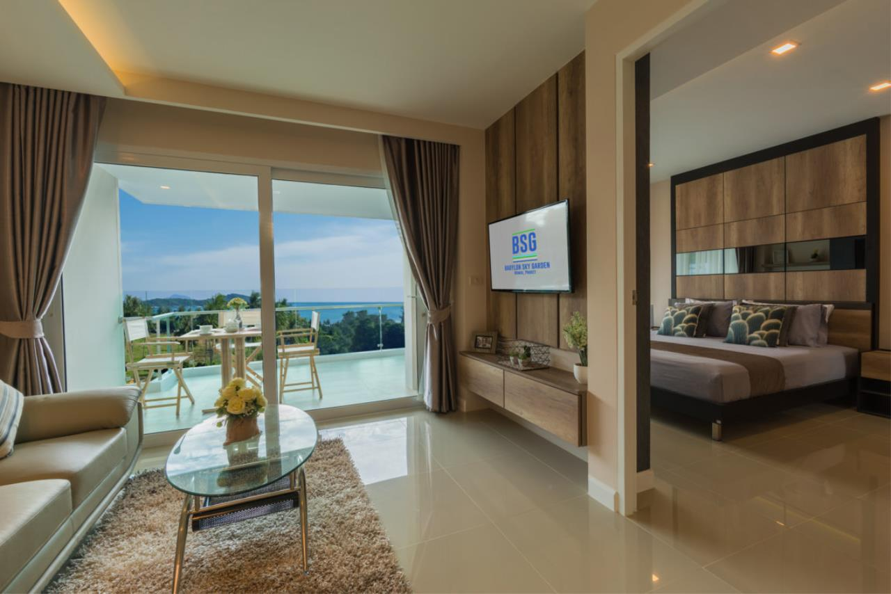 REAL Phuket  Agency's Babylon Sky Garden - Sea View Condominium near Laem Ka Beach - 7% Return Guaranteed for 3 Years 2
