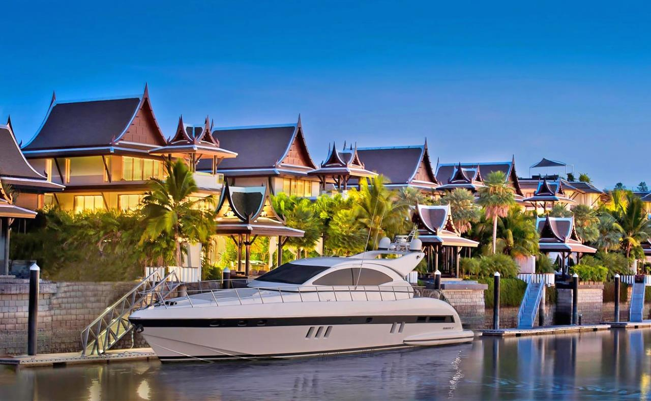 REAL Phuket  Agency's Royal Phuket Marina - Upscale 3-Bedroom Waterfront Apartment 2