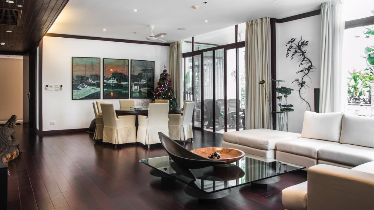 REAL Phuket  Agency's Royal Phuket Marina - Upscale 3-Bedroom Waterfront Apartment 4