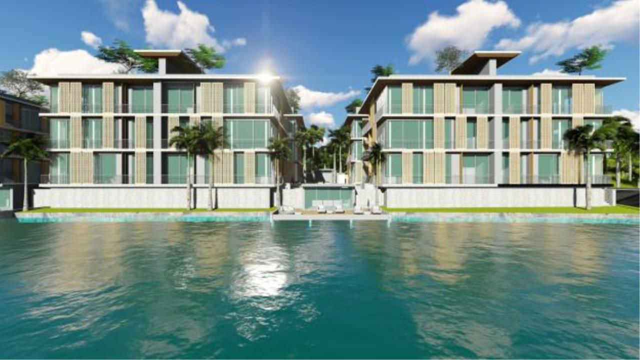 REAL Phuket  Agency's The Penthouse by Nai Harn Baan Bua - New Waterfront Residences 1