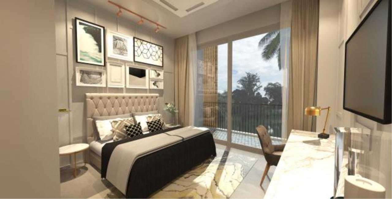 REAL Phuket  Agency's The Penthouse by Nai Harn Baan Bua - New Waterfront Residences 6