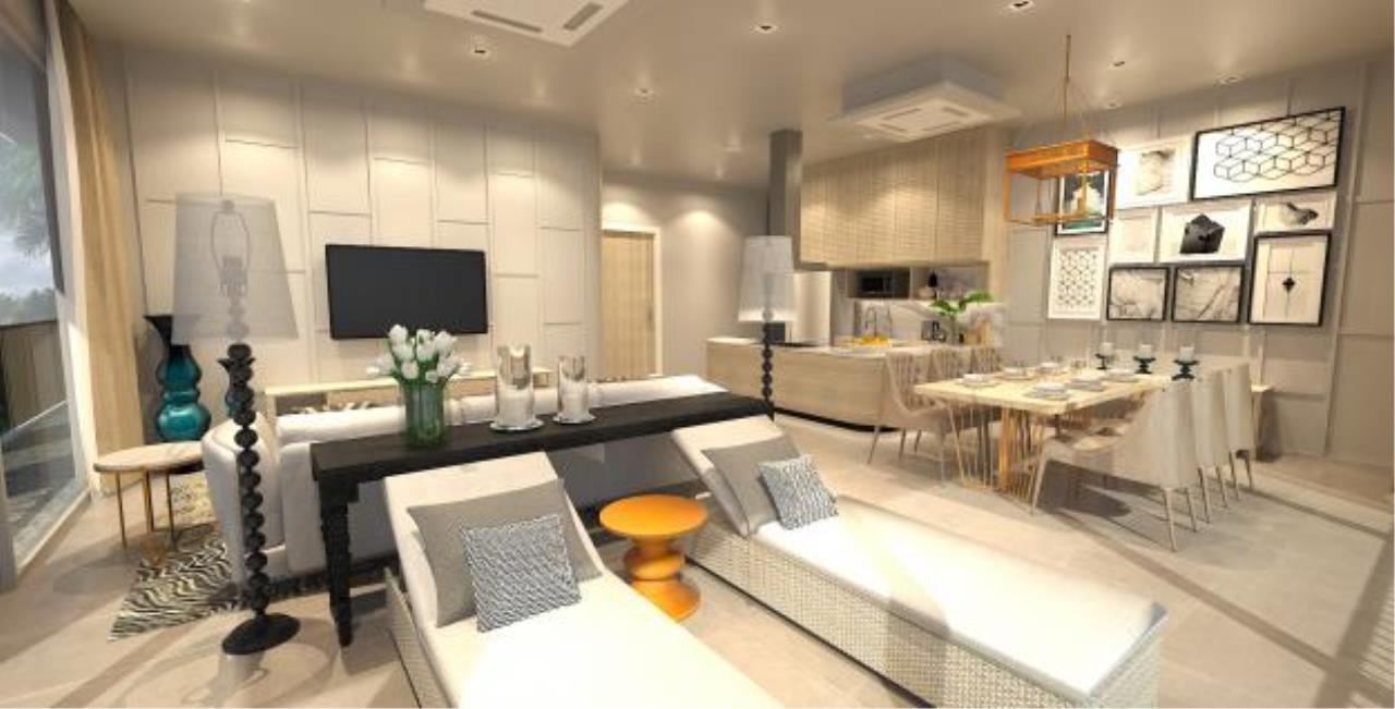REAL Phuket  Agency's The Penthouse by Nai Harn Baan Bua - New Waterfront Residences 7