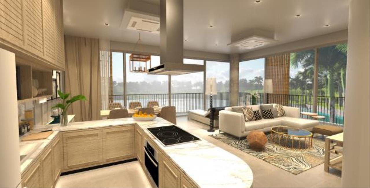 REAL Phuket  Agency's The Penthouse by Nai Harn Baan Bua - New Waterfront Residences 8