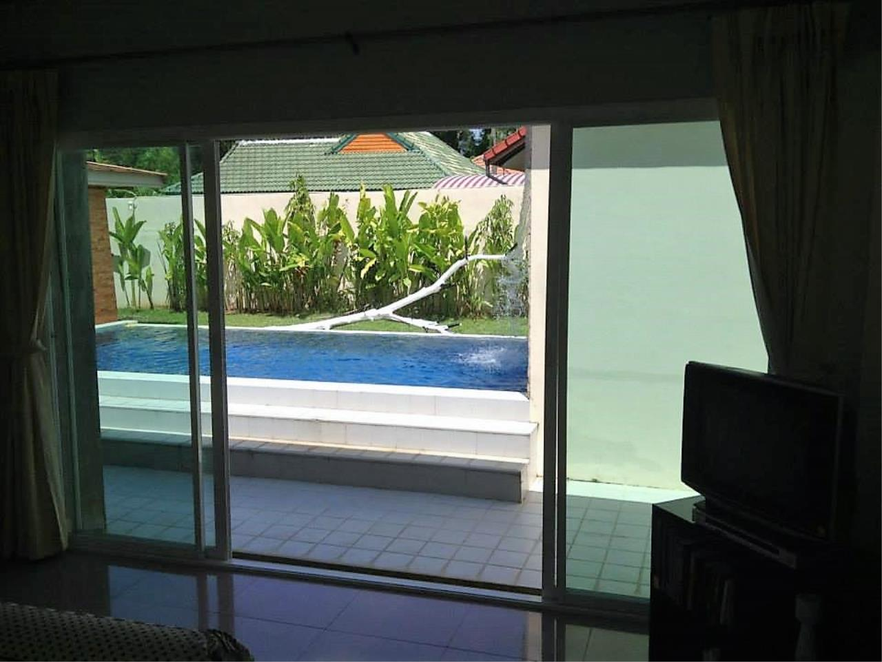 REAL Phuket  Agency's Private 3-Bedroom Pool Villa in Bang Tao for Long-Term Rent 6