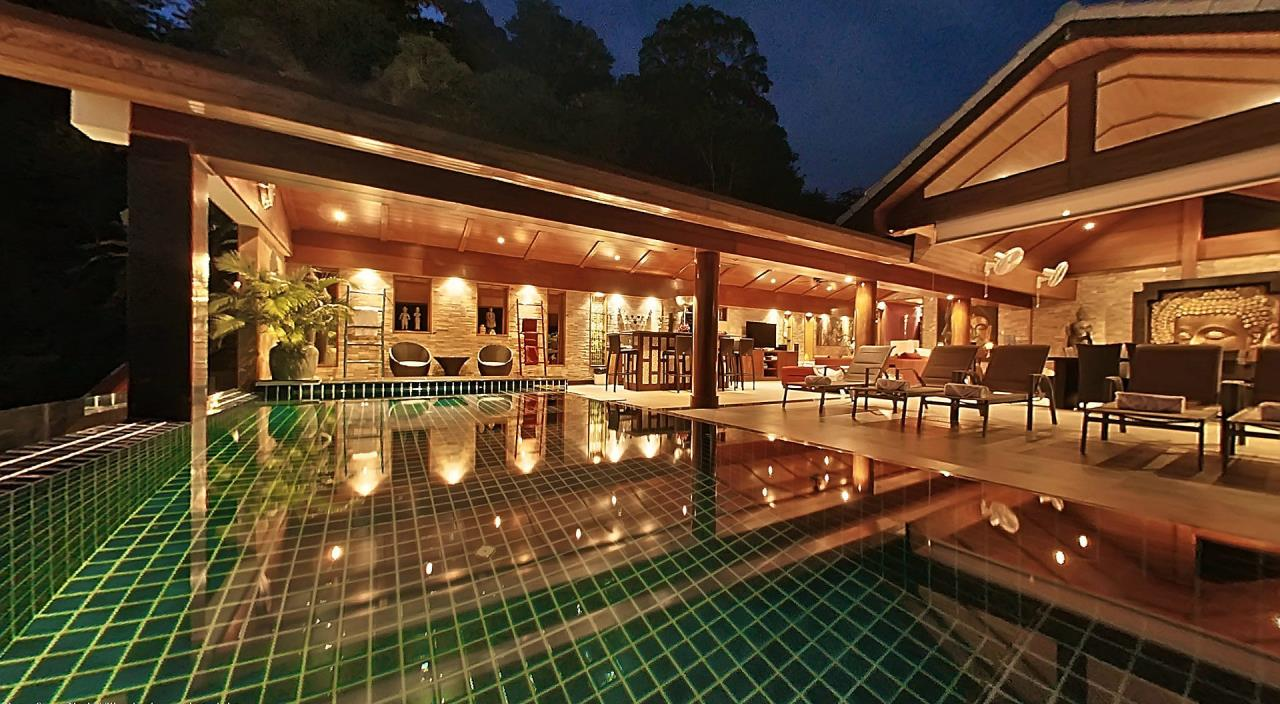 REAL Phuket  Agency's Baan Sung Thai - Incredible 17-Bedroom Luxury Villa in Kamala 5
