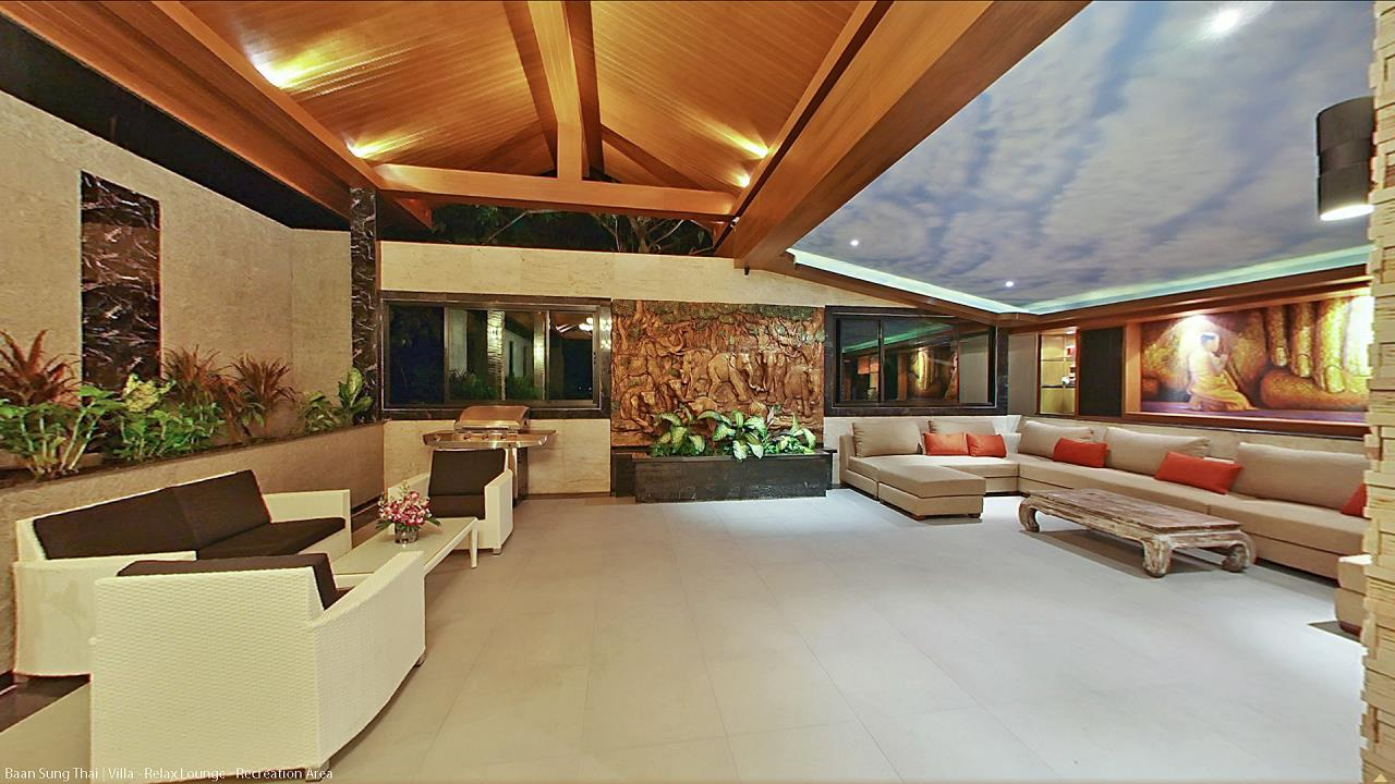 REAL Phuket  Agency's Baan Sung Thai - Incredible 17-Bedroom Luxury Villa in Kamala 13