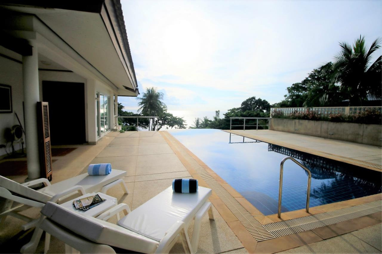 REAL Phuket  Agency's Baan Kata - 3-Bedroom Sea View Villa near Kata Beach 7