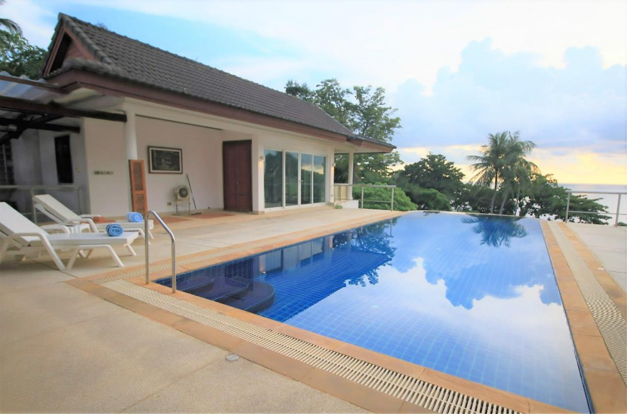 REAL Phuket  Agency's Baan Kata - 3-Bedroom Sea View Villa near Kata Beach 1