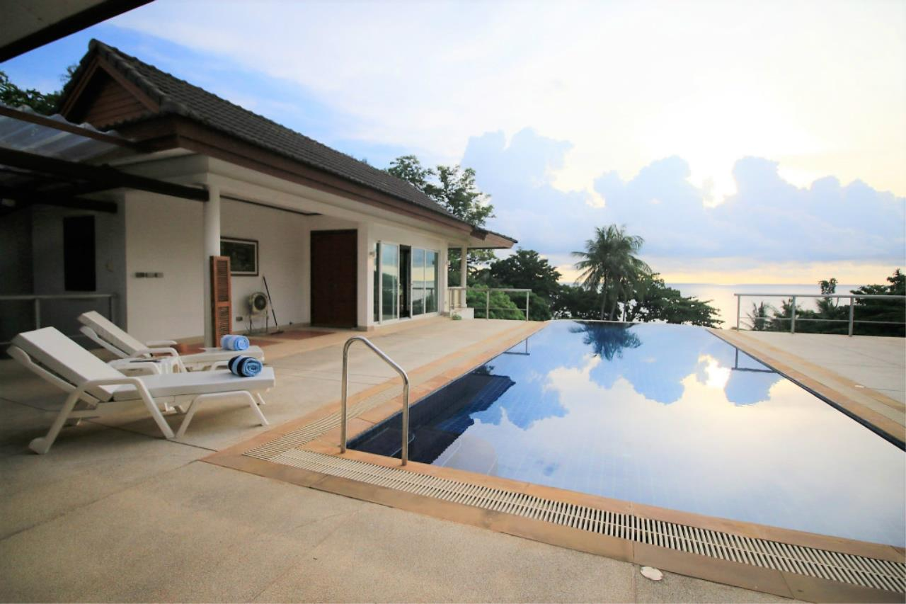 REAL Phuket  Agency's Baan Kata - 3-Bedroom Sea View Villa near Kata Beach 9