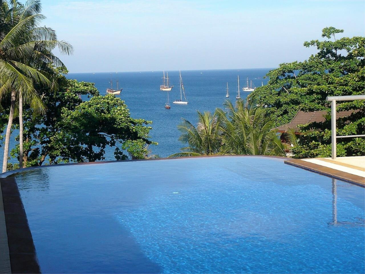 REAL Phuket  Agency's Baan Kata - 3-Bedroom Sea View Villa near Kata Beach 10