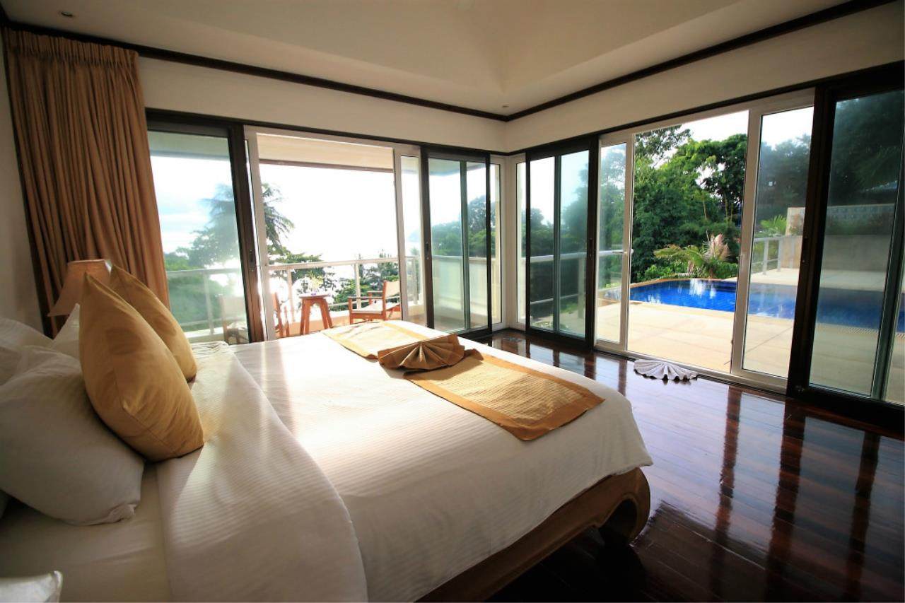 REAL Phuket  Agency's Baan Kata - 3-Bedroom Sea View Villa near Kata Beach 12