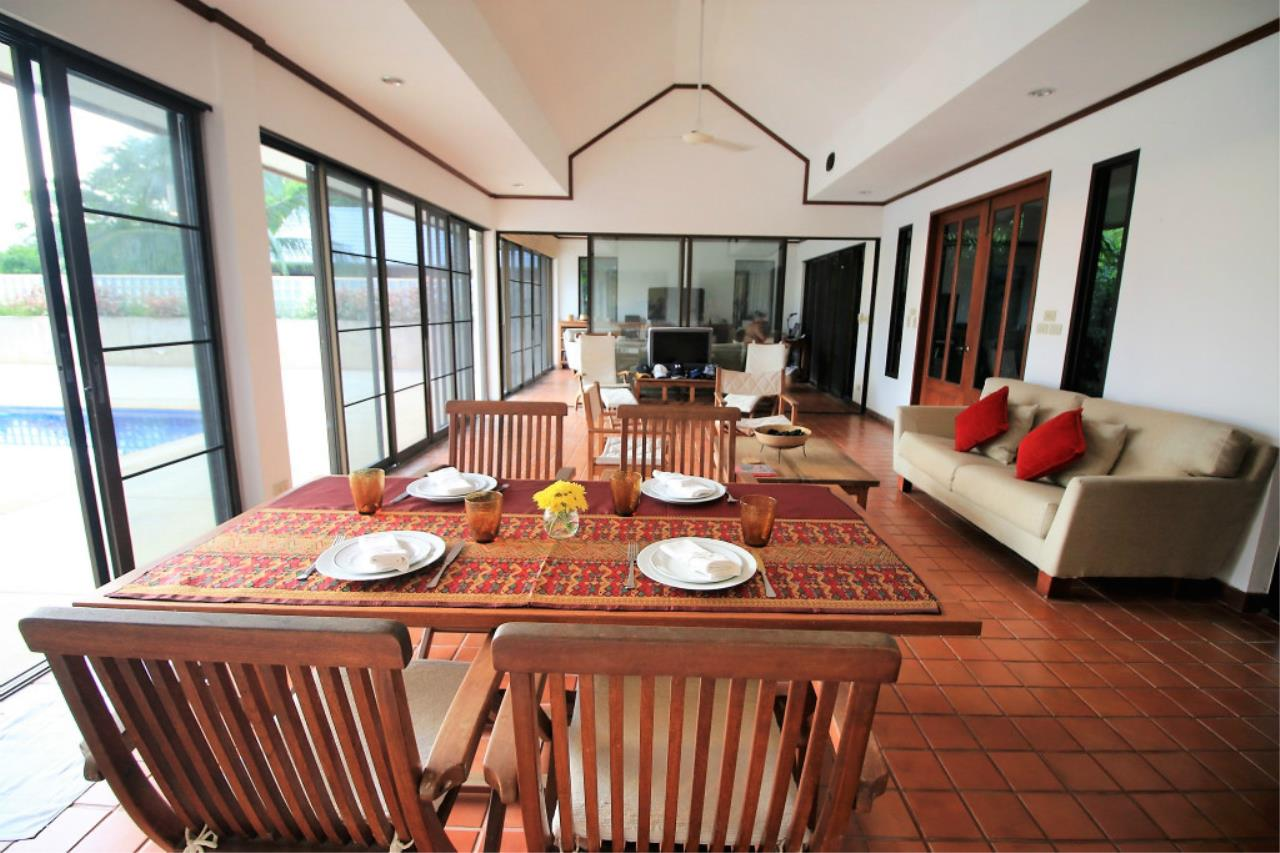 REAL Phuket  Agency's Baan Kata - 3-Bedroom Sea View Villa near Kata Beach 13