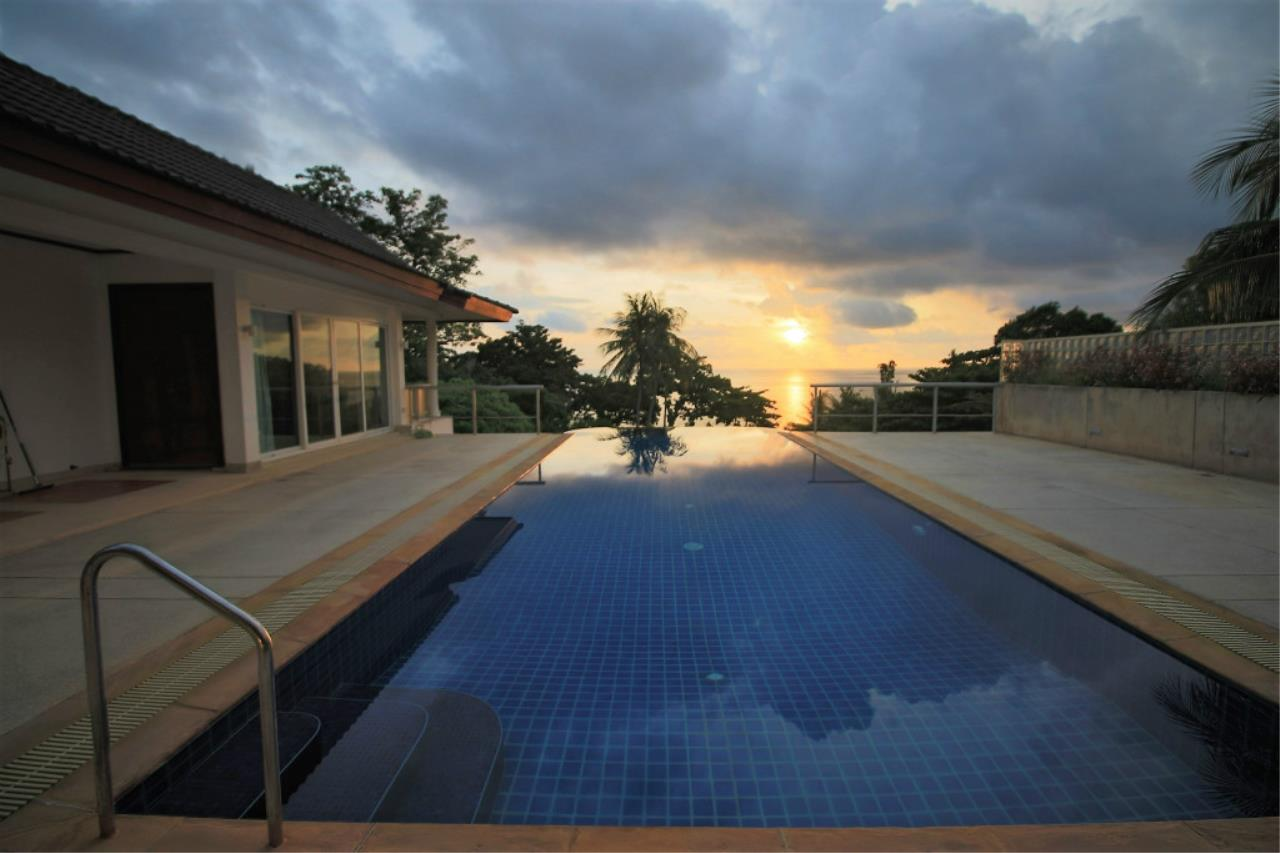 REAL Phuket  Agency's Baan Kata - 3-Bedroom Sea View Villa near Kata Beach 14